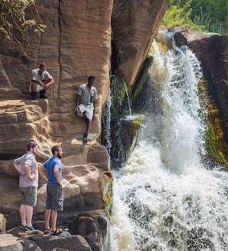 Tongole Waterfall
