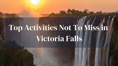 Top Activities Lake Victoria