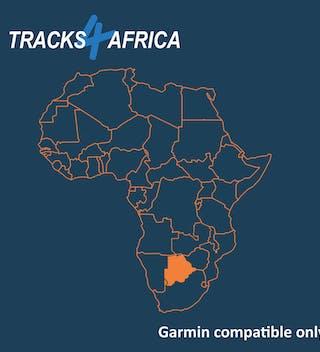 Tracks4Africa Botswana
