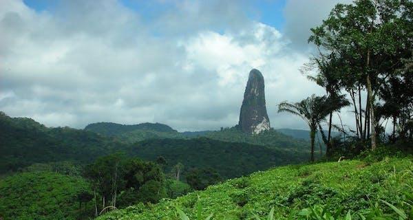 Trekking Sao Tome