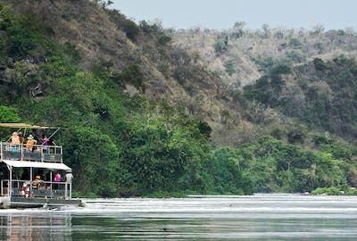 Boat Trip Murchison Falls Uganda Exclusive Camps