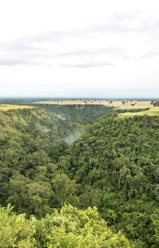 Kyambura Gorge Volcanoes Safaris