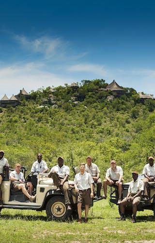 Ulusaba Rangers And Trackers