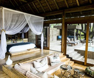 Vumbura Camp Double Suite