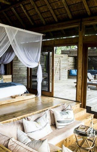 Vumbura Camp Double Suite