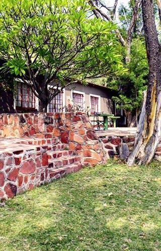 Waterberg Wilderness Lodge Room Terrace And Garden
