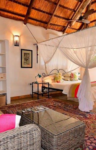 Waterberry Zambezi Lodge Double Room