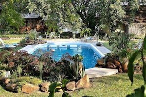 Waterberry Zambezi Lodge Pool