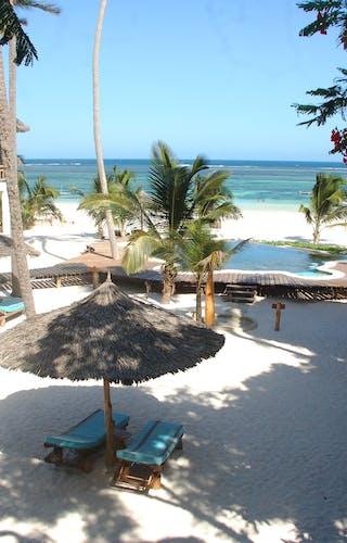 Waterlovers Hotel Beach View