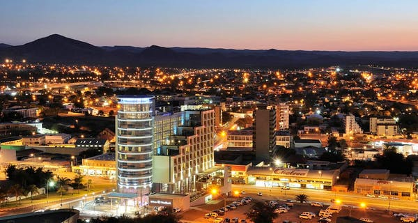 Windhoek By Night Ntb