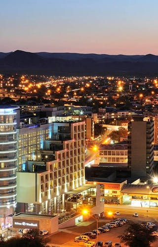 Windhoek By Night Ntb