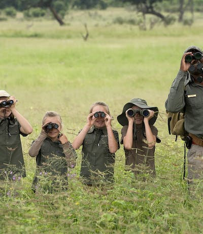 Young Safari Rangers
