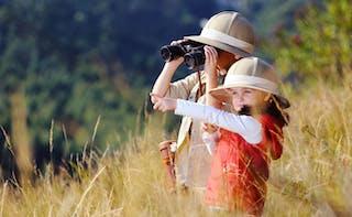 Young Safari Rangers