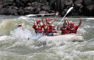 Zambia Rafting Wild Horizons