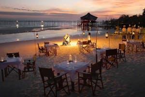 Fundu  Lagoon Al Fresco Dining 1